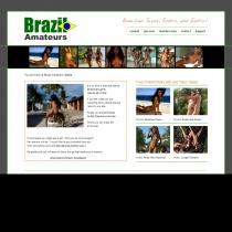 Brazil Amateurs tour screenshot