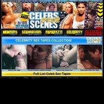 Celebs Private Scenes tour screenshot