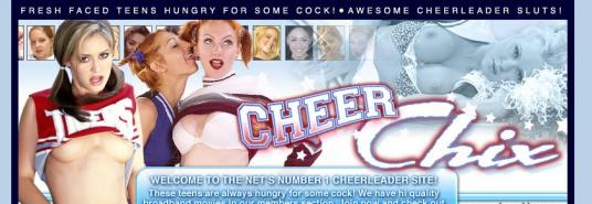 Cheer Chix review