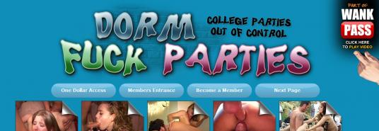 Dorm Fuck Parties site blocked