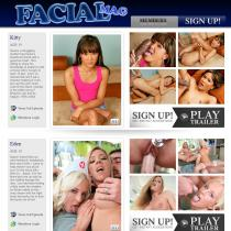 Facial Mag tour screenshot
