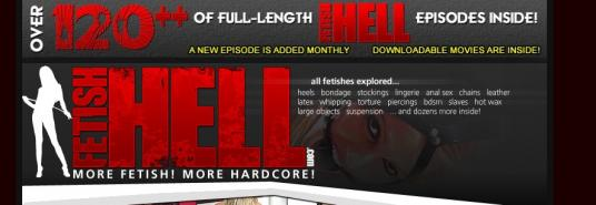 Fetish Hell review