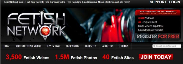 Fetish Network review