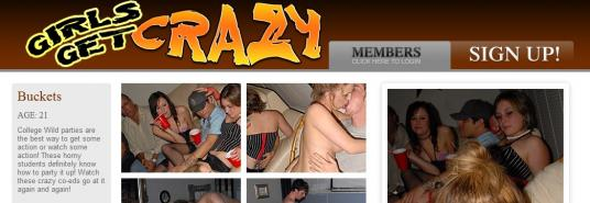 Girls Get Crazy review