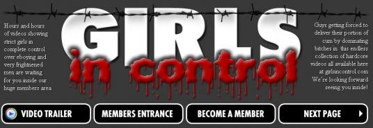 Girls In Control site blocked