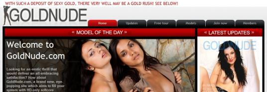 Gold Nude site blocked