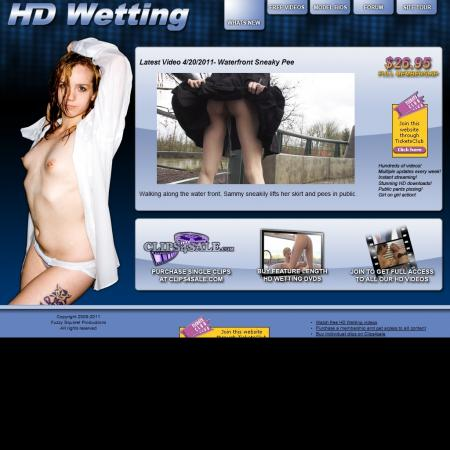 HD Wetting