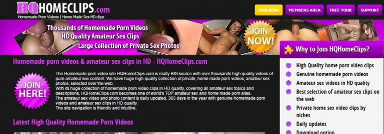 HQ Home Clips