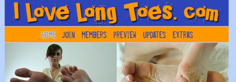 Visit I Love Long Toes
