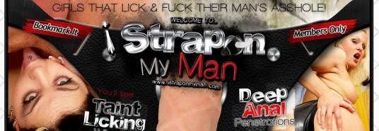 I Strap-On My Man review