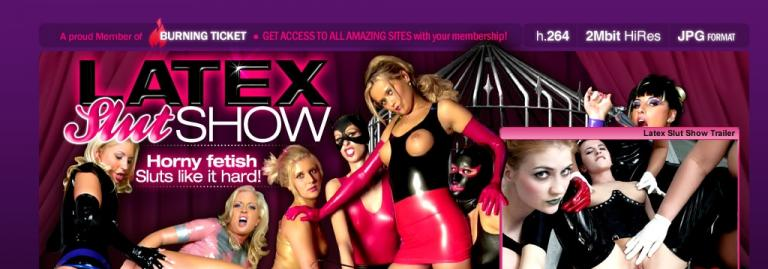 Visit Latex Slut Show