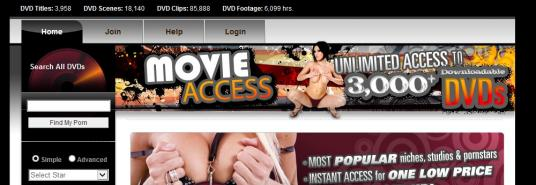 Movie Access review