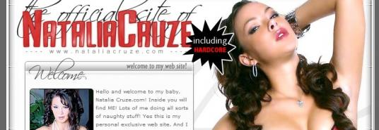 Natalia Cruze site blocked
