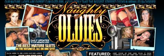 Naughty Oldies review