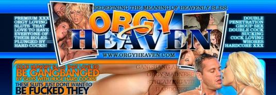 Orgy Heaven review