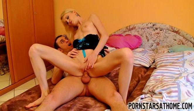 Porn Stars at Home