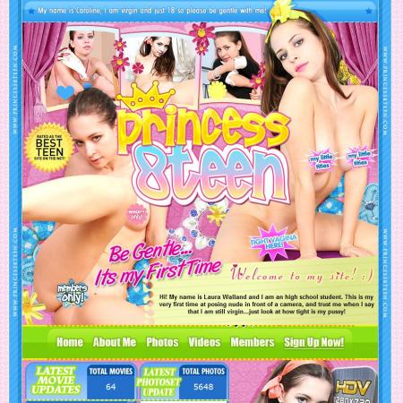 Princess 8Teen