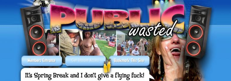 Visit Public Wasted