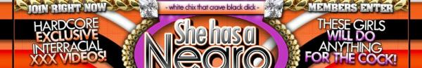visit She Has A Negro Problem