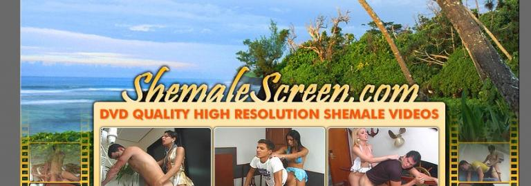 Shemale screen