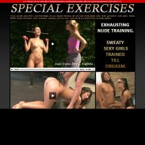 Special Exercises tour screenshot