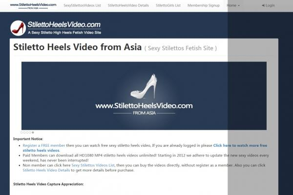 Stiletto Heels Video