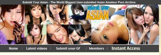 Submit Your Asian