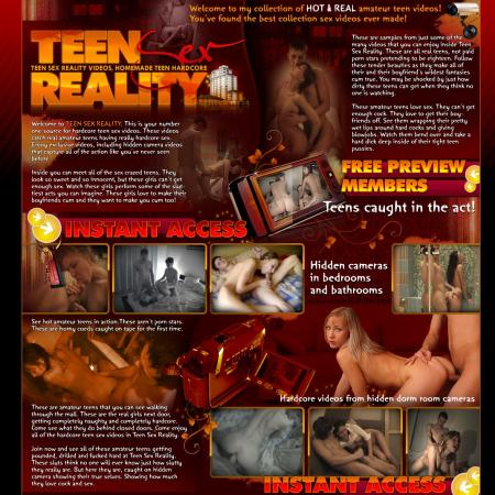 Teen sex reality