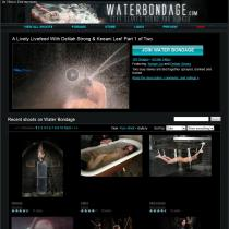 Water bondage tour screenshot