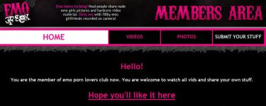 memberzone screenshot 1 (2010-11-10)
