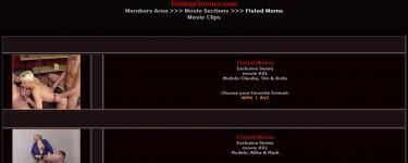 memberzone screenshot 2 (2010-04-07)