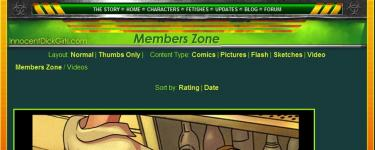 memberzone screenshot 2 (2010-03-24)