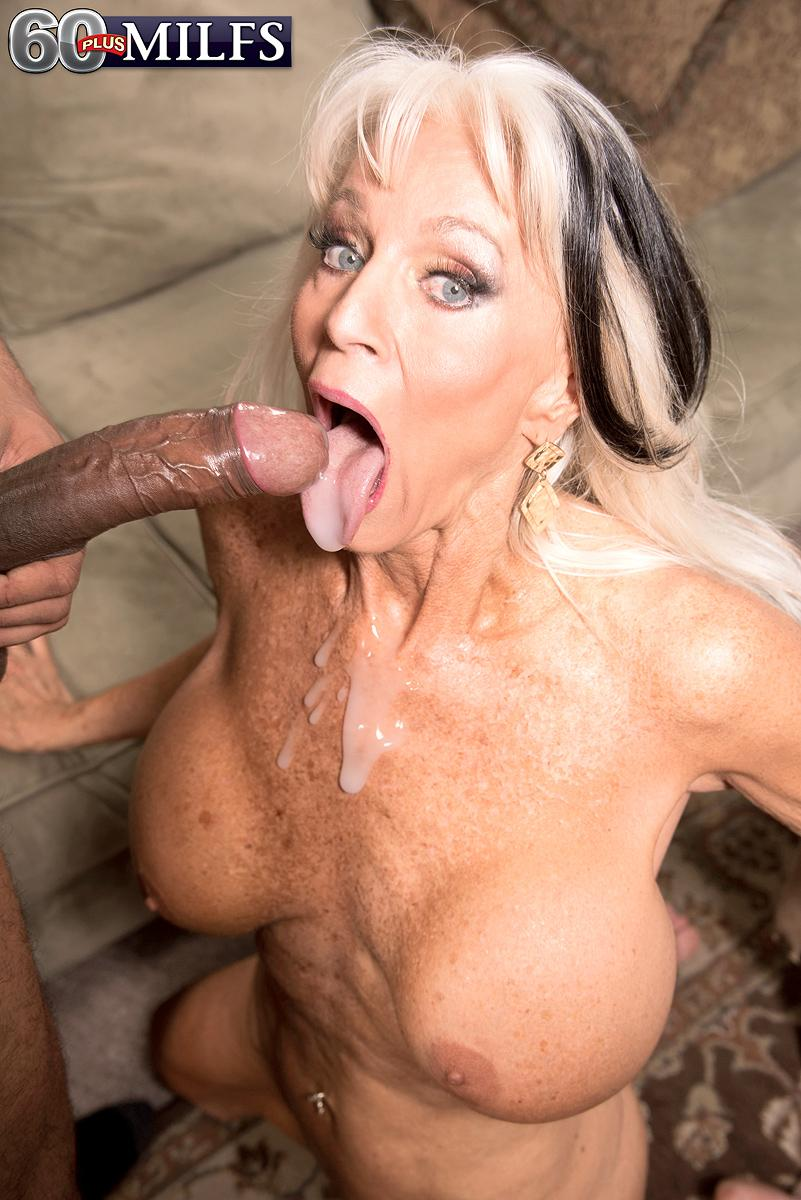 Forty plus 60 black cum for your mom 10