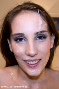 Euro babe cumshots picture 3