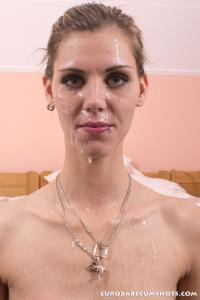 Euro babe cumshots picture 4
