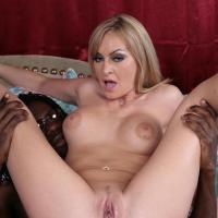 Explicit Interracial picture 4