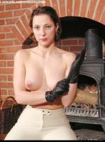 Ladies In Leather Gloves picture 3