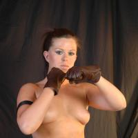 Ladies In Leather Gloves picture 4