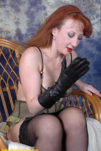 Ladies In Leather Gloves picture 5