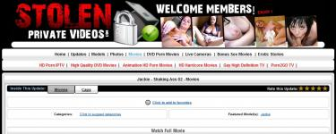 memberzone screenshot 2 (2010-12-07)
