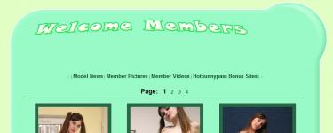memberzone screenshot 2 (2011-08-06)