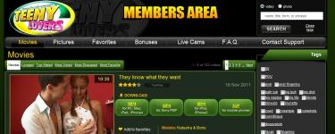 memberzone screenshot 1 (2011-11-29)