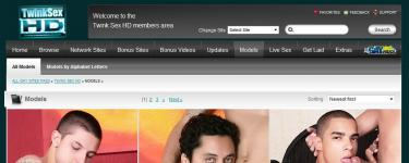 memberzone screenshot 2 (2012-09-25)