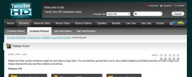 memberzone screenshot 3 (2012-09-25)