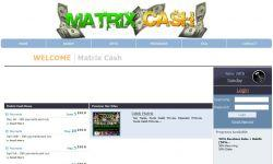 Matrix cash